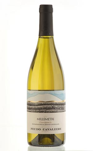 2nd CLASSIFIEDEtna Doc Bianco Millemetri 2015 – Feudo Cavaliere
