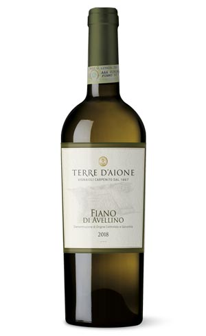 1st CLASSIFIEDFiano di Avellino Docg 2019 – Terre d'Aione