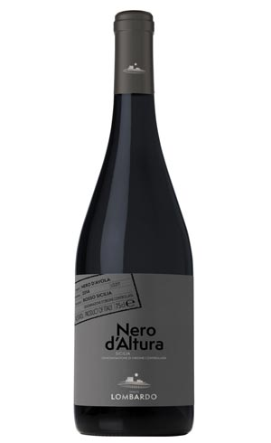 2nd CLASSIFIEDSicilia Doc Nero d'Avola Nero d'Altura 2017 – Tenute Lombardo