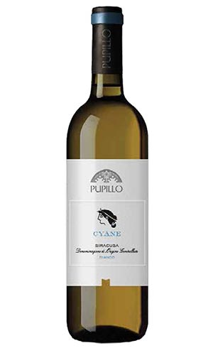 1st CLASSIFIEDSiracusa Doc Bianco Cyane 2019 – Pupillo