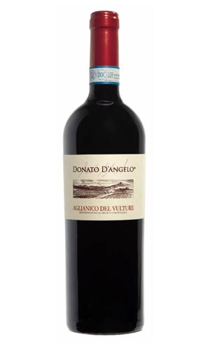 3nd CLASSIFIEDAglianico del Vulture Doc Donato D'Angelo 2017 – Donato D'Angelo