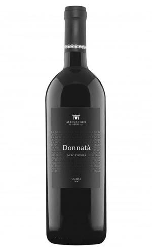 1st CLASSIFIEDSicilia Doc Nero d'Avola Donnatà 2018 – Alessandro di Camporeale