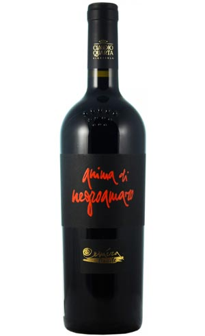 2nd CLASSIFIEDLizzano Dop Negroamaro Superiore Anima di Negroamaro 2017 – Tenute Emèra