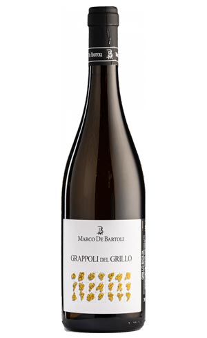 1st CLASSIFIEDSicilia Doc Grillo Grappoli del Grillo 2018 – Marco de Bartoli