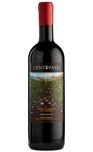 3nd CLASSIFIEDSicilia Doc Rosso Pietre a Purtedda da Ginestra 2017 – Centopassi
