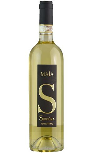 1st CLASSIFIEDVermentino di Gallura Docg Superiore Maìa 2019 – Siddùra
